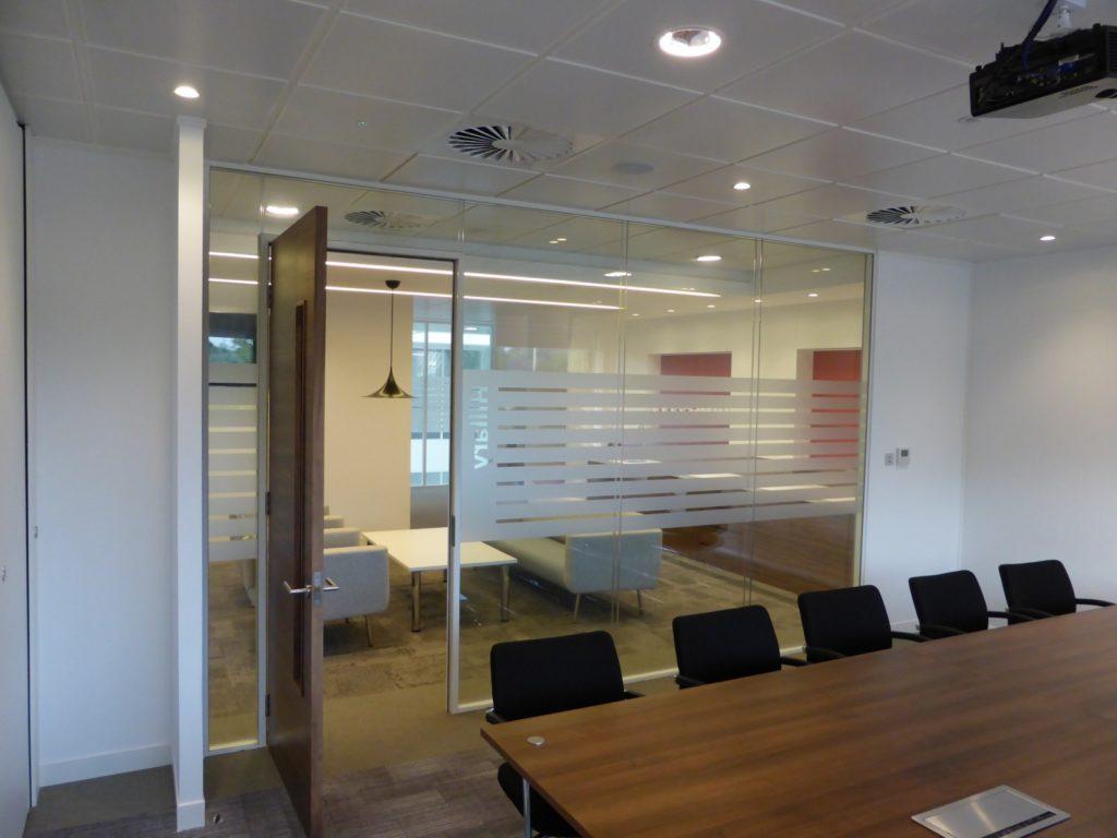 Double Glazed Office Blinds Amp Glazing