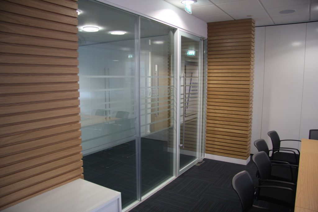 Double Glazed Office Blinds Amp Glazing