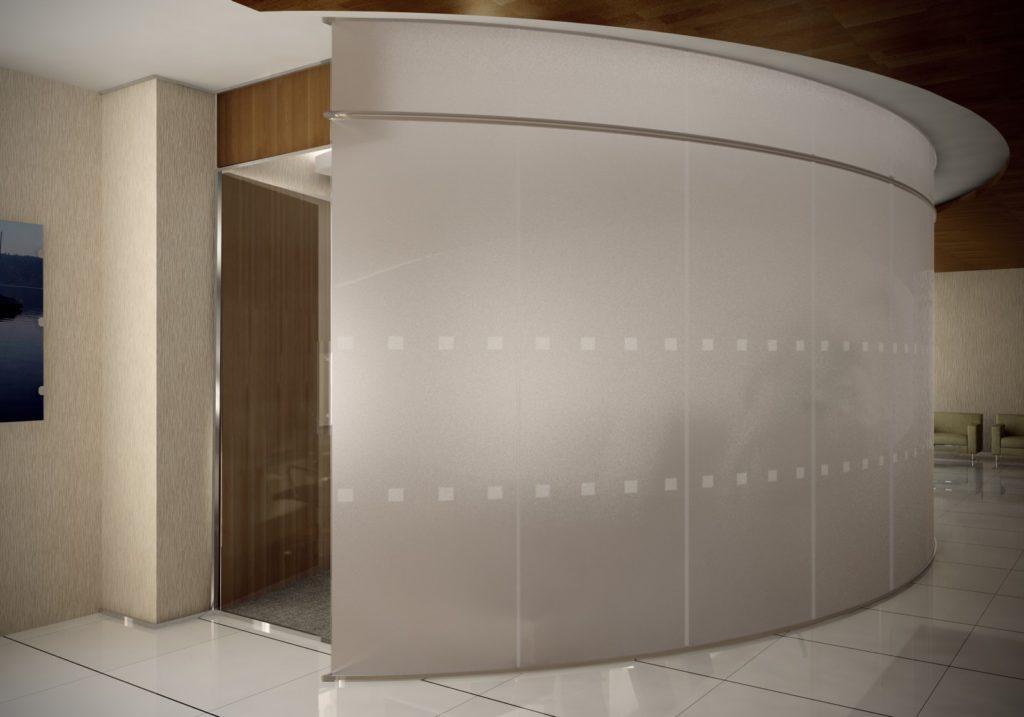 Security Window Film >> Smart film Glass - Office Blinds & Glazing