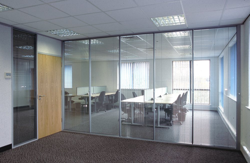 Security Window Film >> Double glazed - Office Blinds & Glazing