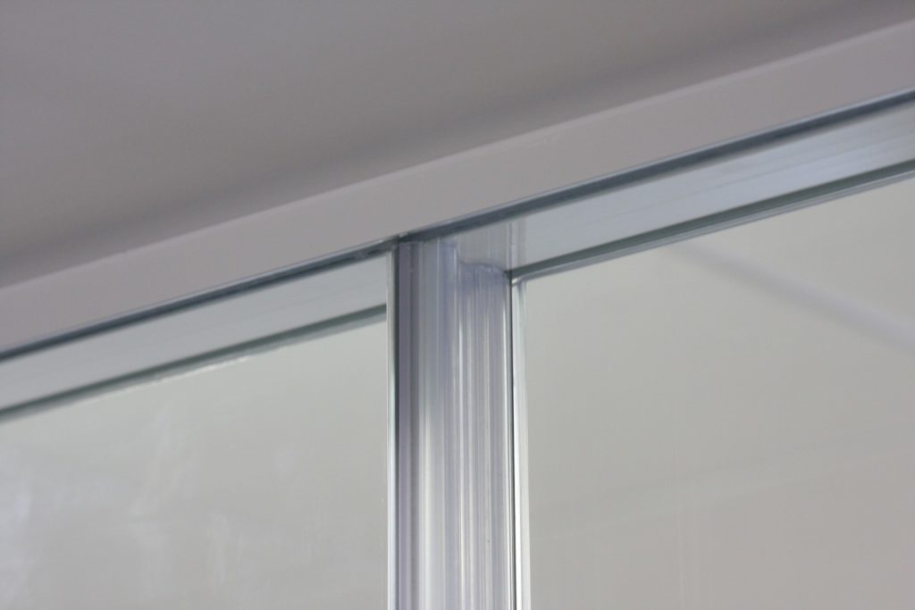 Double glazed Glass office partitions and doors
