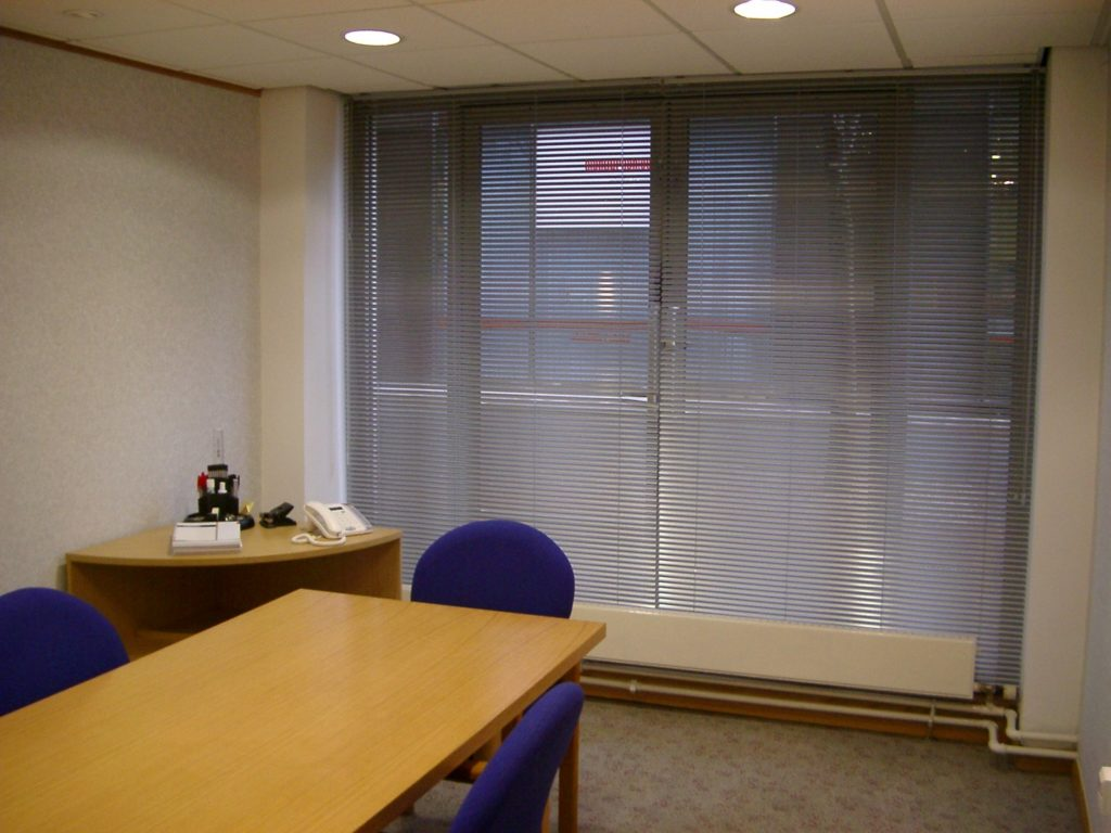 with and blinds office doors interior glass entrance aluminium