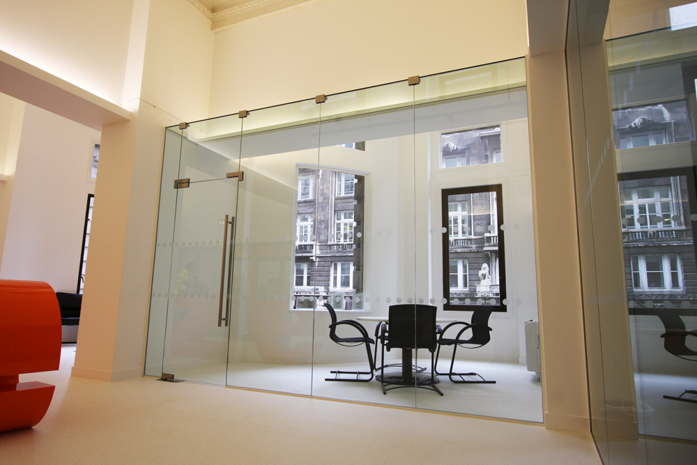 Why Choosing Glass Doors Can Create The Illusion Of More Space