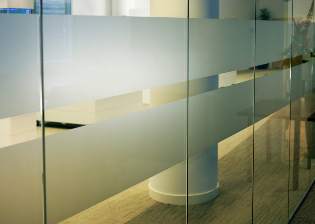 The Edge - Glass Office Partitions