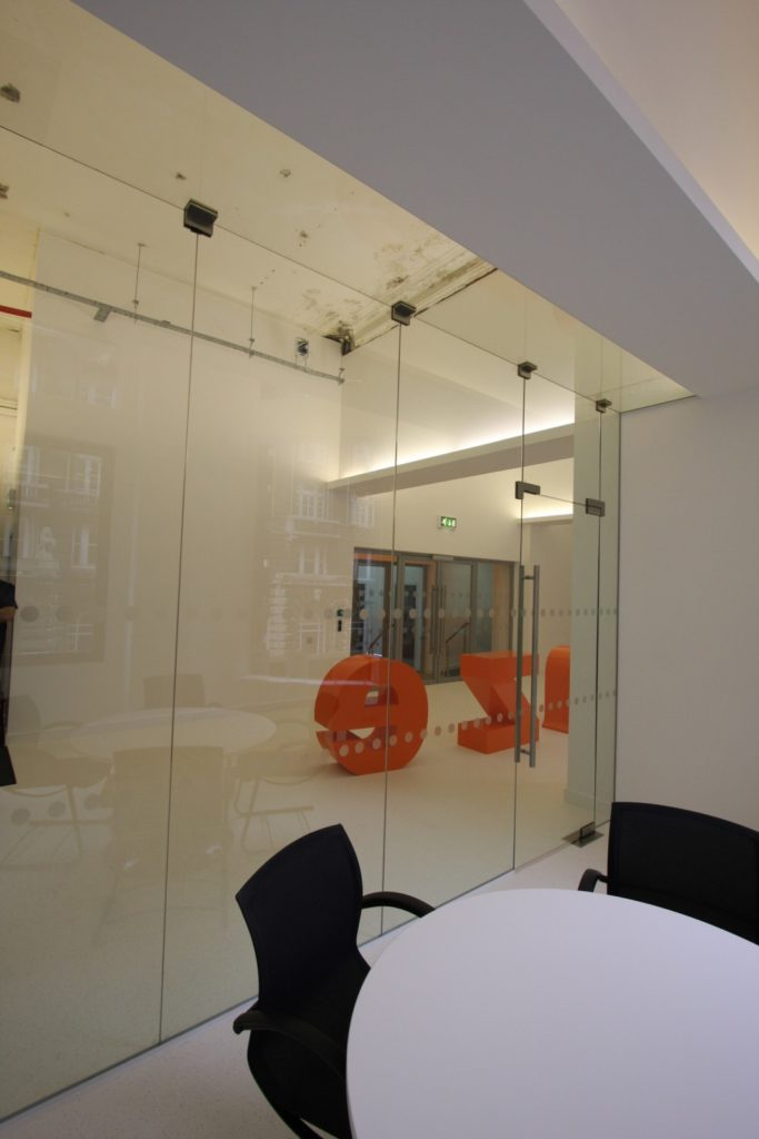 Amaze - Glass Office Partitions