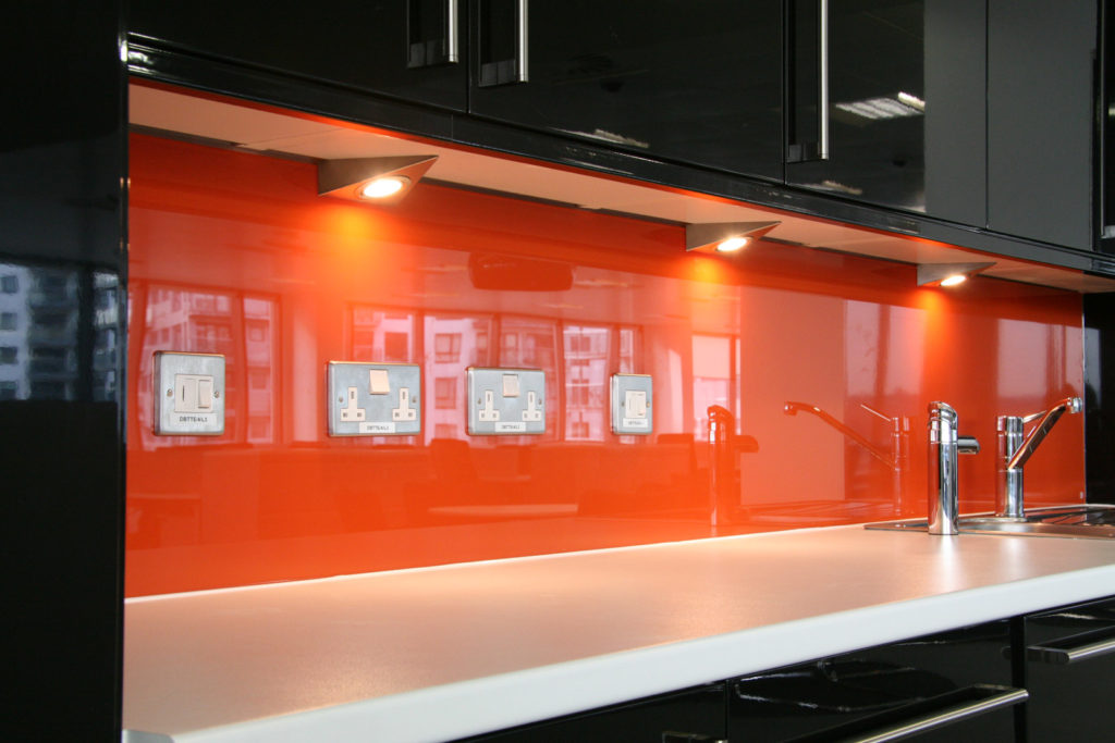 Bentleys - Glass Splashbacks