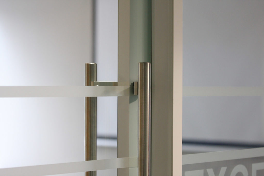 Tyco Ltd - Glass Office Partitions and Doors