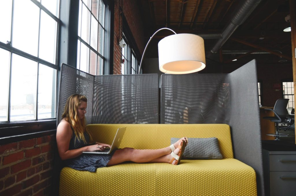 modern office chill out zones